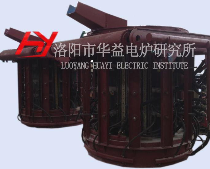 钢壳中频炉加磁轭有什么作用