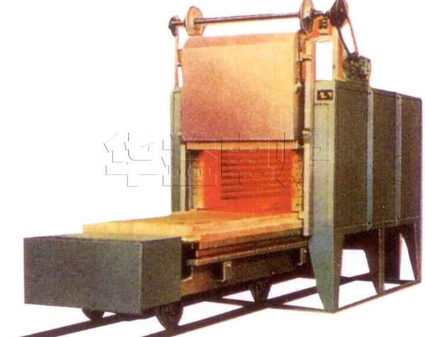 洛阳华益电炉研究所电阻炉炉体结构