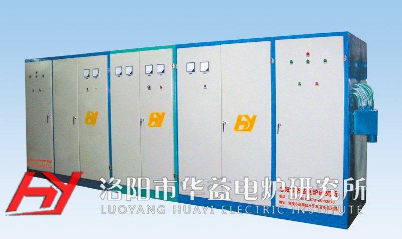 华益中频炉使用条件及对冷却水要求