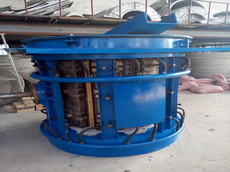 中频熔炼炉的使用与维护