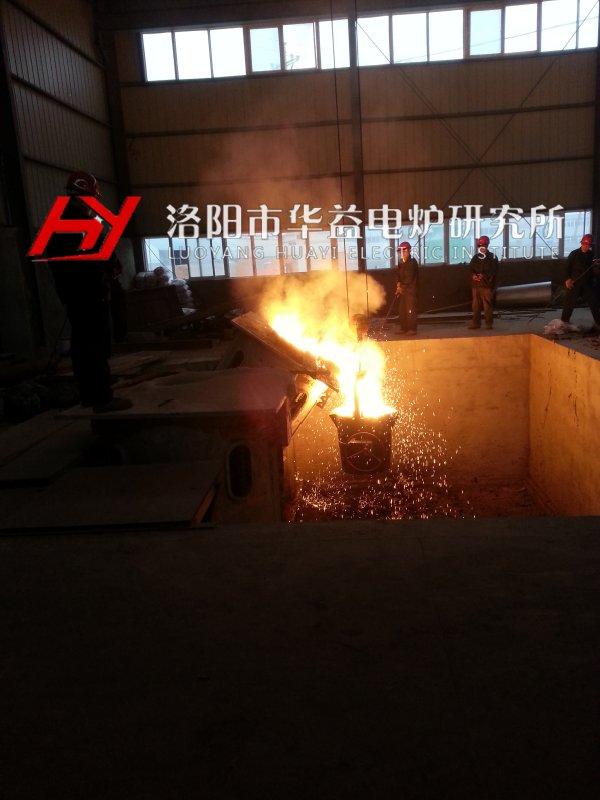 中频电炉加工方法