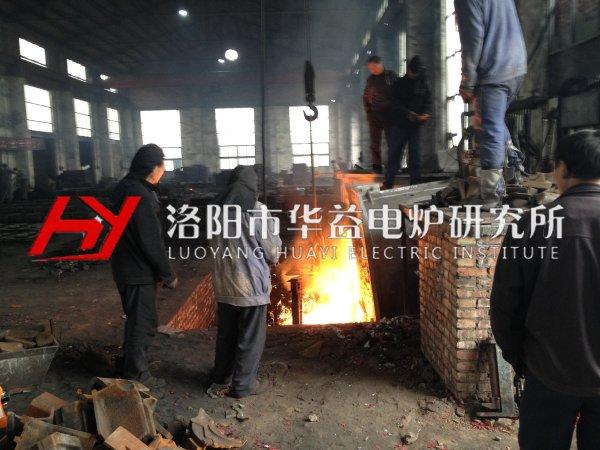 中频熔炼炉适合哪些行业使用