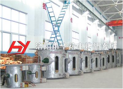 中频电炉维修方法