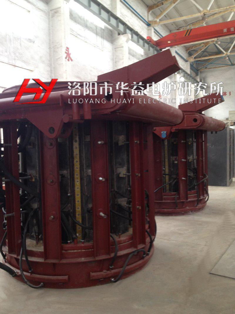 中频熔炼炉操作流程