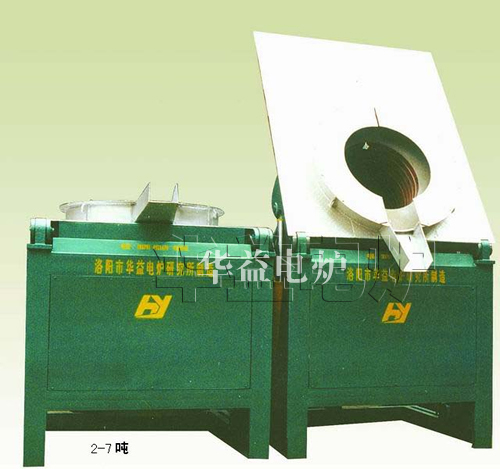 中频熔炼炉常见故障分析