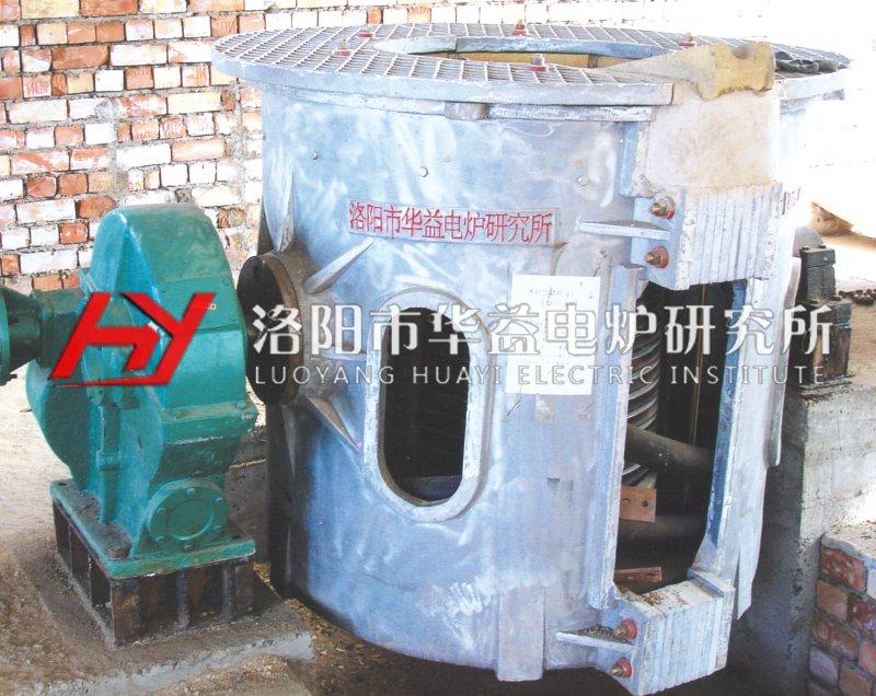 中频熔炼炉的使用特点