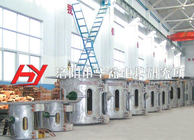 中频电炉在生产上的具体作用